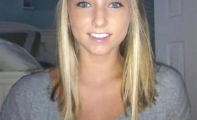 Cute Blonde Teen Nude