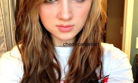 mega cute teen cherry 1