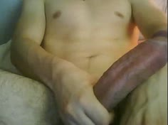 Big Cock on Webcam 3 - for the Ladies to Enjoy