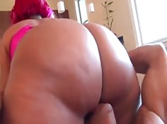 Big ass juicy bbw getting fucked