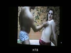 titty slap.H.T.B.