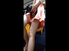 sexy legs, flats