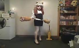 Kigurumi girl corset