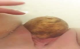 Potato Insertion in Bath