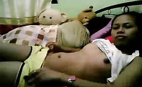 Teen Filipina Show Her Body Part-3