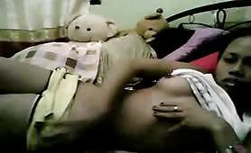 Teen Filipina Show Her Body Part-4