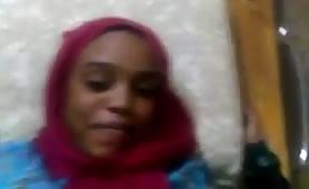 Fucking Ethiopian Muslim Maid Hijabi Oromo