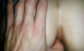 Doggy Style Dicked and Fingered