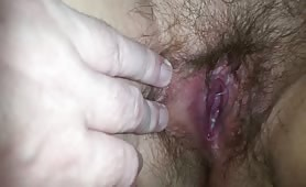 Fat Hairy White Trash Wifes Dirty Sweaty Cummy Pussy
