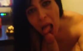 Amateur Latina Mature Dirty Talk Handjob