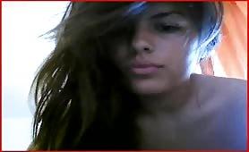 Beautifull Teaser Lovely Latina Webcam Part 2