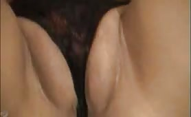 Webcam Latina Rubs Her Pussy