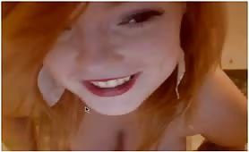 More Redhead Webcam 3