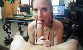 MILFs Amazing Blowjob