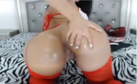 Big Booty Latina 1