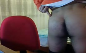 Portugal Handsome Str8 Boy with Big Ass Tight Hole Big Cock