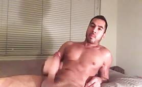 Str8 Men Bedroom Wank