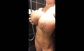 Mom Shower Masturbate
