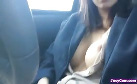 Japanese Hot Masturbation Car - Jucycam