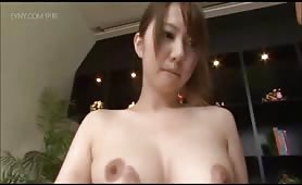 Japanese cuties with amateur boy friend